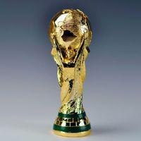 الأوروبية الذهبي الراتنج كرة القدم الكأس هدية العالم أبطال كرة القدم الجوائز التميمة الرئيسية مكتب الديكور الحرف
