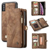 691712200 Purse Wristlet Phone case For Iphone 12 Cell Phone Cases mini 11 Pro Max x Xr Xs 6 s 7 8 Plus Se 2020 Apple Luxury Leather Funda Wallet Cover