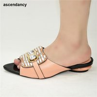 Dress Shoes Elegant Sexy Point Toe Sandals Pumps Designer Women Luxury 2021 Italian In High Quality African Wedding
