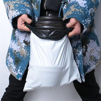 100 pz / lotto Bianco Autoal Guarnizione Adesivo Borse Courier Borse di stoccaggio Borse Postale Spedizione Postale Borse postali Mail Bag Plastica Poly Busta Mailer 199 S2