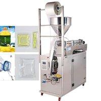 Máquina de vedação de alimentos vácuo Pasta quantitativa automática Embalagem 220V 110V Líquido Multifuncional