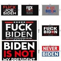Bandeira de Biden 90 * 150cm Biden não é meu presidente Banner Impresso Biden Harris Poliéster Bandeira via DHL Navio 2021 Novo design
