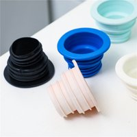 플라스틱 탈취제 워시 머신 파이프 커넥터 씰링 플러그 트랩 안티 odor 텔레스코픽 하수관 액세서리 CCF7671