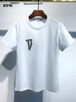 2021 Neue Herren Damen Designer T-shirt Mode Männer S Casual T-shirts Mann Kleidung Street Designer Shorts Sleeve Kleidung Tshirts 22