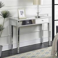 Mobili per soggiorni classici Nordic Creative Creative Multi-Functional Arredamento per la casa Trucco a specchio Vanity da tavolo per le donne con 2 cassetti
