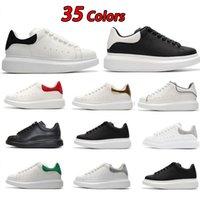 Mulher superdimensionada homens designer sapatos marca luxo casual sola sola branco na moda skateboarding senhoras designer treinadores designer sapatos para homens