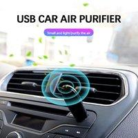 Car Air Freshener Home Purifier Portable Usb 5V 3 Million Anion Generator To Remove Cigarette Smoke Pet Odor Eliminator