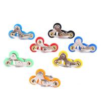 İyi Kaliteli Rulo Bisiklet Zincir Fidget Oyuncaklar Stres Redüker Adhd Anksiyete Otizm Yetişkinler Çocuklar için HWF9983