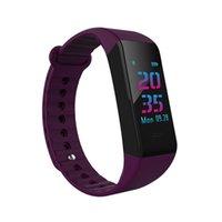 W6S الذكية سوار ضغط الدم القلب رصد معدل المعصم الذكية wristwatch للماء بلوتوث اللياقة تعقب ووتش ل ios الروبوت اي فون