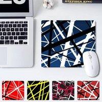 Mouse Pads & Wrist Rests Big Promotions Eddie Van Halen Graphic Guitar Office Mat Small Family Laptop Gamer Rubber MousePad Desk Cup
