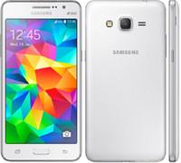 الأصلي سامسونج غالاكسي جراند برايم G531F Ouad Core 4G LTE المزدوج سيم مقفلة الهاتف الخليوي 5.0 بوصة شاشة تعمل باللمس مجدد الهاتف المحمول