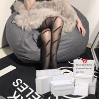 Сексуальные женщины чулок черная леди классическая буква шаблон женские носки высококачественные чулочные изделия один размер горячие продажи колготки