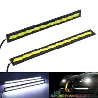 Emergency Lights Lamp LED DRL Parts Replace Replacement Driving Fog Strip 12V 17cm