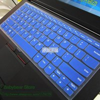Toetsenbordhoezen voor Lenovo IBM Thinkpad Edge E30 E40 E50 E13 E420 E31 E420S E425 E320 E325 13 S420 Siliconen Cover Protector