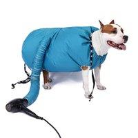Taşınabilir Pet Kurutma Çantası Köpek Darbe Tımar Pet Kurutma Çantası Köpekler ve Kediler Için Moda Tasarımcısı Köpek Lnnovatif Sabit Sıcaklık Köpek Kurutucu