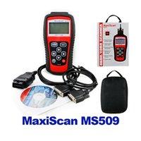 자동차 코드 리더 테스터 스캐너 Autel MaxiScan MS509 자동차 진단 스캐너