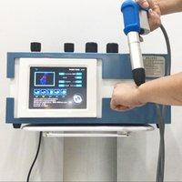 Estracorporeo Shock Wave Phsoterapia Attrezzature per il salone Uso Pneumatico Shockwave Therapy Machine Assistenza sanitaria Assistenza sanitaria