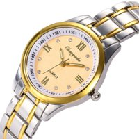 Montres de luxe pour hommes et femmes de marque Montres de marque Montre de luxe en ou pour femmes, bracelet acier inoxydable, la mode