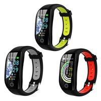 F21 Smart Watches Bracelet GPS Distance Fitness Activity Tracker IP68 Waterproof Blood Pressure Watch Sleep Monitor Band Wristband