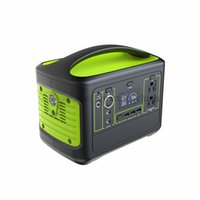 2021 Batteries Solar outdoor emergency mobile power supply energy storage supplys with a large powers of 500W