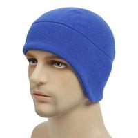 Autumn outdoor men's cycling cap sports beanie hat winter women's ear protection warm ski cap EWF11290
