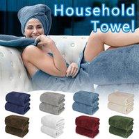 Handtuch 100% türkische Baumwolle Bäder 700 GSM 35 x 70 Zoll Umweltfreundliche Textilien Bad- und Sauna Handtücher Badezimmer Erwachsenen