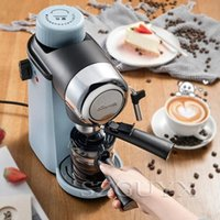 Coffee Makers Automatic Italian Machine Mini Home Milk Tea Extraction And Cold Small