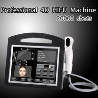 Новейшие продукты SMAS сфокусированные Ультразвук Hifu 4D Beauty Machine для подъема лица для лица, подъемное тело для похудения кожи затягивающее средство для удаления морщин против старения