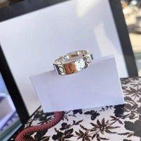 Mode Ring für Mann Frau Unisex Schädel Ringe Herren Frau Schmuck Geschenke Mode Zubehör 2 Farben
