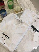Famosa Balenca Uomo T-shirt da uomo di alta qualità Uomo e donna Junlv566 Amanti casual a maniche corte T-shirt magliette produttore Direc Nikt