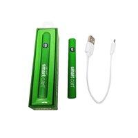 최고의 품질 ECIG 스마트 배터리 510 스레드 배터리 vape 배터리 350mAh for smartcart 오일 카트리지 USB 충전기