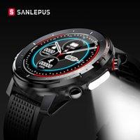 デザイナーラグジュアリーブランドウォッチUSスマートECGスマートIP68防水メンズスポーツフィットネスブレスレット時計Android Apple Huawei SW15