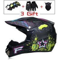 Motorcycle Helmets Super Light Offroad Helmet Racing Bicycle Children ATV Bike Downhill DH Cross Capacetes Helm Casque Moto