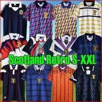 اسكتلندا الرجعية الأعلى لكرة القدم جيرسييز 1978 1988 89 91 1992 93 94 96 98 2000 خمر لكرة القدم كيت قميص أيرلندا الشمالية 1990 أطقم 88 90 92