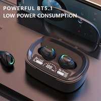 MD06 TWS Earphone Stereo Touch Bluetooth Wireless Headset In...