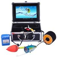 15m CMOS Sensor Fish Finder 1000tvl HD Unterwasserfischen Kamera Fischdetektor 160 Grad Ansehen Angeln