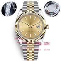 CAIJIAMIN-U1 Quality Mens Relógios 36 / 41mm Movimento Automático Relógio de Aço Inoxidável 28/31 Mulheres 2813 Mecânica Quartzo Relógios de Pulso Luminoso Montre de Luxe