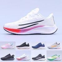Mens Zoom Pegasus Correndo Tênis Branco 35 Turbo 36 Zoomx 37 Jogging Marathon Designer Sneakers Trainers de tênis ao ar livre para macho