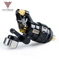 Pistolety tatuażowe Zestawy Dragonhawk Extreme Potężne Motor Crovless Double Springs RCA Obrotowe akcesoria
