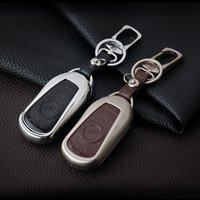 Buick Encoway Anahtar Deri 16 Yeni Lacrosse Weilang GS Özel Koruyucu Kılıf Alüminyum Alaşımlı Kabuk Metal