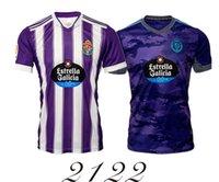 Nuevo 21 22 Real Valladolid Football Jerseys 2021 2022 Sánchez Guardiola Plano Sergi Óscar Camisetas