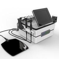 Portable Smart Tecar Wave Therapy Machine Gadgets Diathermy Shockwave Ems Fisioterapia Equipamentos para Fáscia e Dor do Corpo Relief Treatem