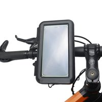 Cell Phone Mounts & Holders Smart Waterproof Mobile Cover, Bicycle Support, Motorcycle Shockproof Electric Bag. CN(Origin)