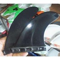 4 pcs Universal Soft Top Surfboard Fin Supply Bat Substituição, Surf Placas Stand up Paddleboards Acessórios