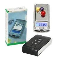 Mini car key shape electronic scale standard 200g   0.01 small electronic scale