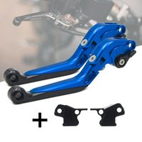 Handlebars Applicable To K1300 S R GT Modified Clutch Brake Rod CNC Horn Motorcycle Accessories