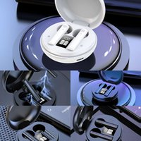 Bluetooth 5.0 Earphones X10S Sport Noise Reduction TWS Headphone In-Ear Headset Double Wireless Earbuds Cordless Digital Display With2021i