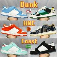 Dunk SB Bajo Hombres Running Shoes Costo Costo Chunky Dunky Blanco Cactus Brasil Kentucky Panda Pigeon Mujeres Diseñador Zapatillas de deporte Entrenadores
