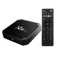 X96 Mini Android 9. 0 TV BOX Quad Core 2GB 16GB Amlogic S905W...