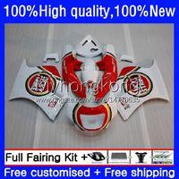 Fairings Kit For SUZUKI 250CC RGV250 SAPC VJ21 RGVT250 Body 31No.8 RGVT-250 RGV-250 VJ22 Lucky red 88 89 90 91 92 93 RGVT RGV 250 1988 1989 1990 1991 1992 1993 Bodywork